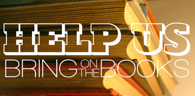 Donate Children's & Young Adult Books   March 2012