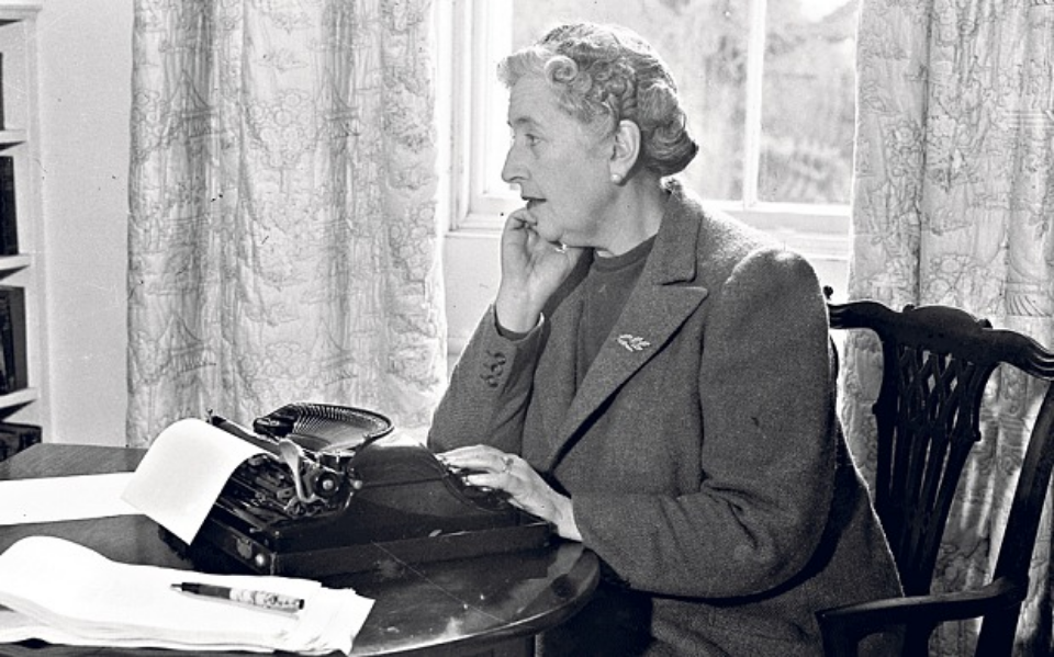 Bess admires Dame Agatha Christie's acuity, sparse prose, and sharp wit, and her love of the mystical and mysterious parts of human nature.