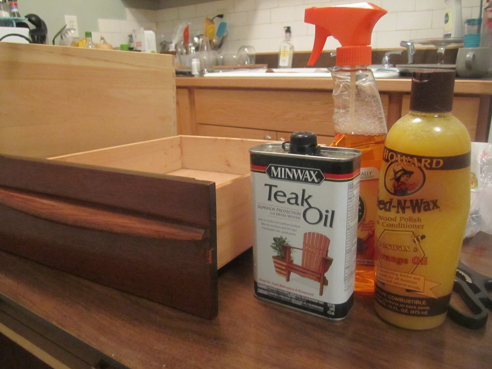 mid century furniture refinishing supplies