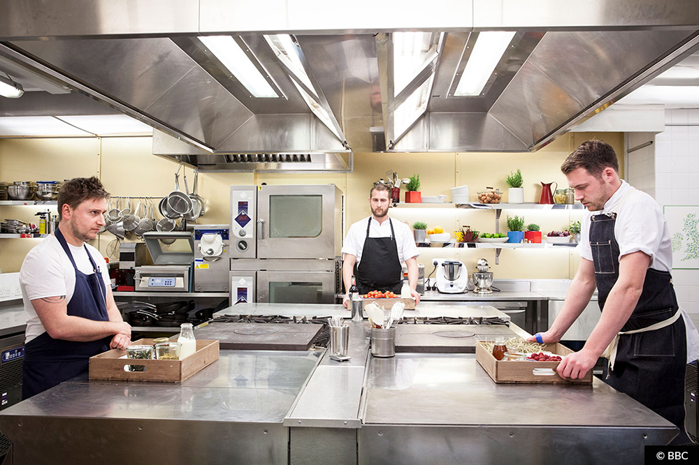 Great British Menu Series 12 - North East