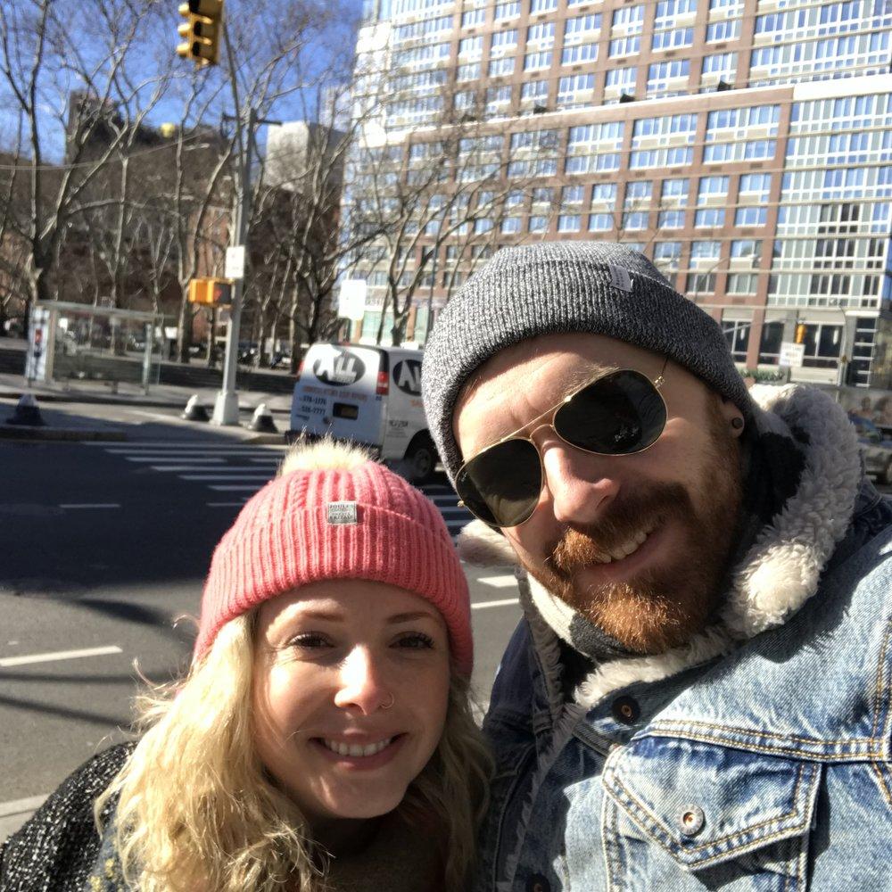 Walks in NYC
