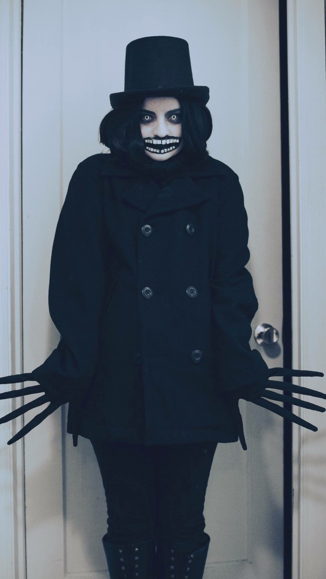 axe halloween horror film