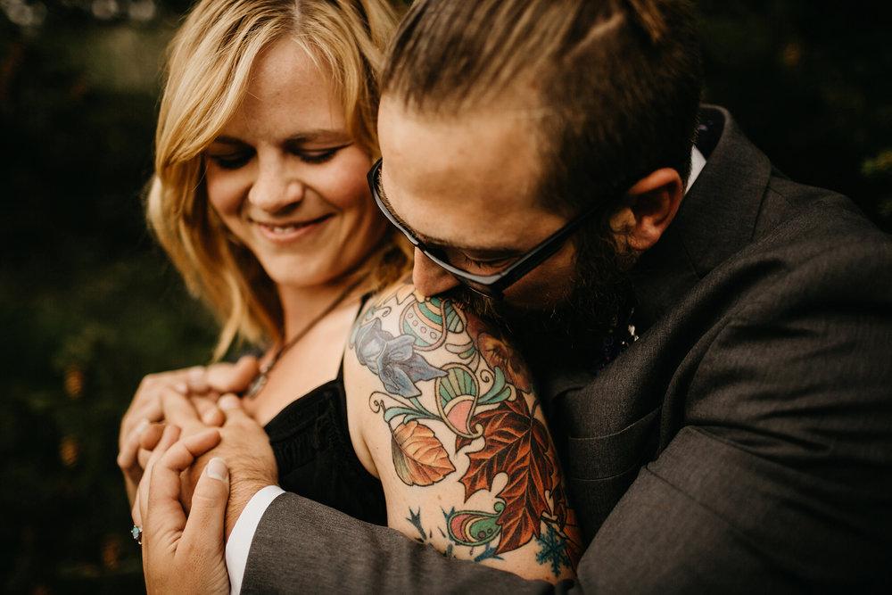 Vedauwoo, WY Engagement