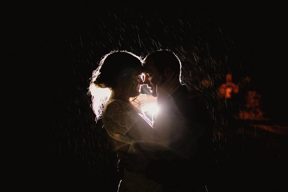 Emily + Levi South Dakota Wedding in Blackhills