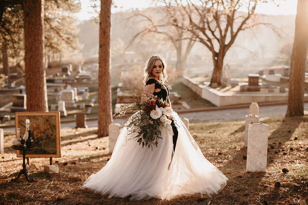 Deadwood Elopement in South Dakota