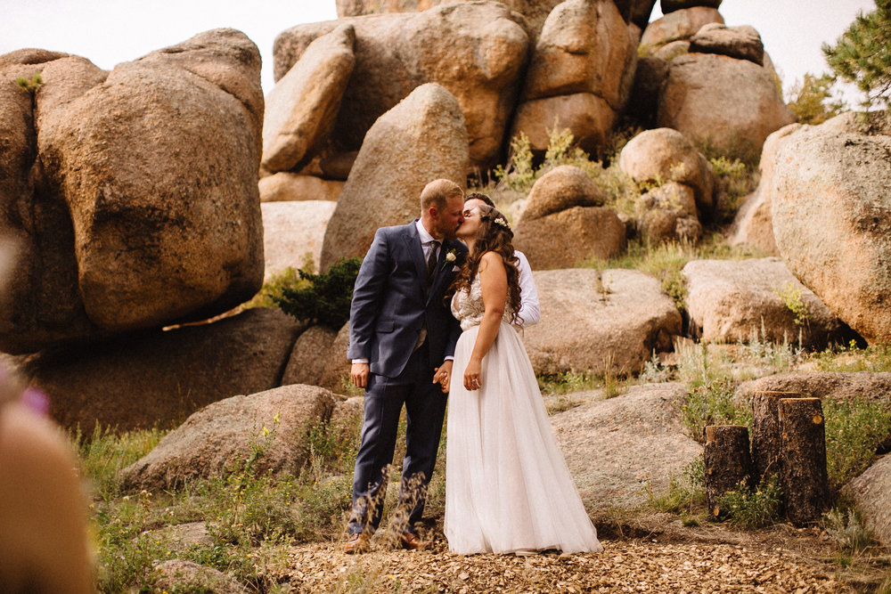 Liz Osban Photography Vedauwoo Buford Wyoming Happy Jack Wedding Elopement Destination Small Forest Cheyenne Laramie Medicine Bow National Forest Ceremony Sarah Taylor14.jpg
