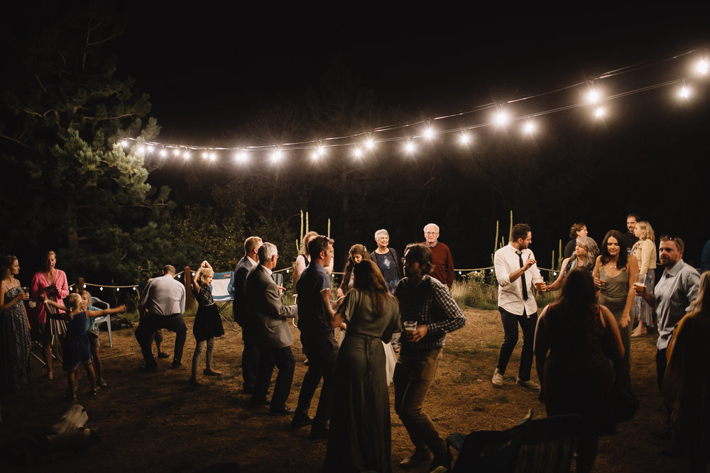 Liz Osban Photography Vedauwoo Buford Wyoming Happy Jack Wedding Elopement Destination Small Forest Cheyenne Laramie Medicine Bow National Forest Reception Belafuco's Pizza23.jpg