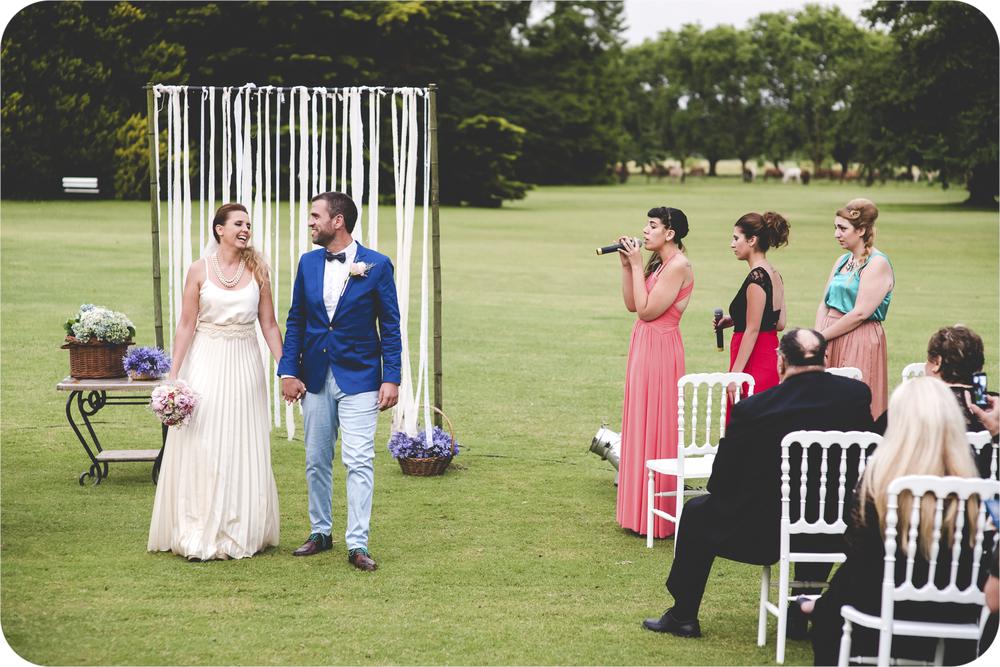 Guillo D´Aiello   Preparativos de casamiento en Ezeiza