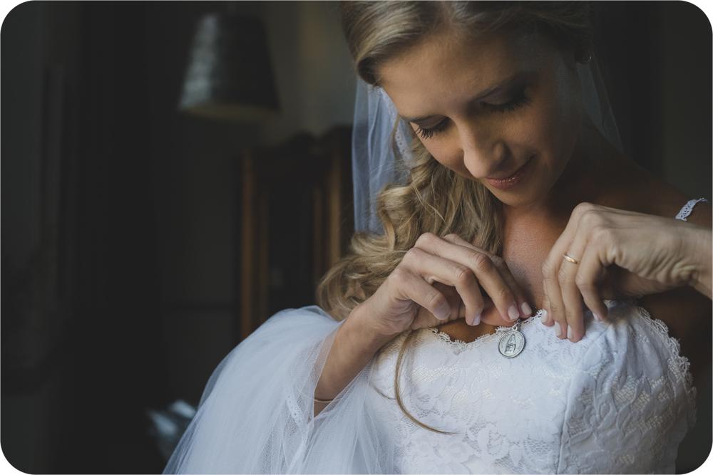 Lusca Vestido de novia