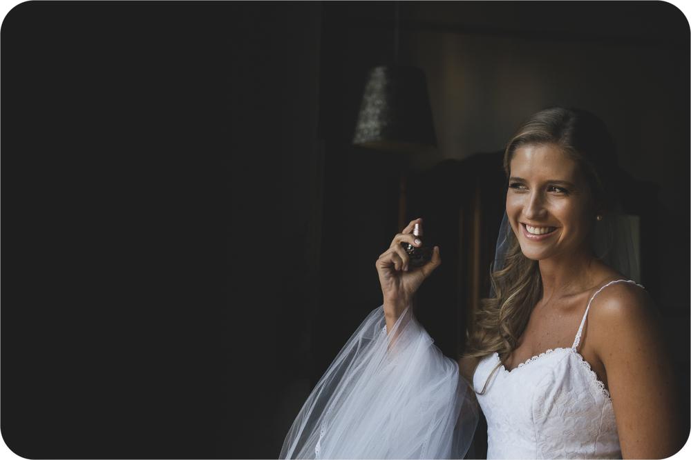 Lusca vestido de novia | Maxi Oviedo