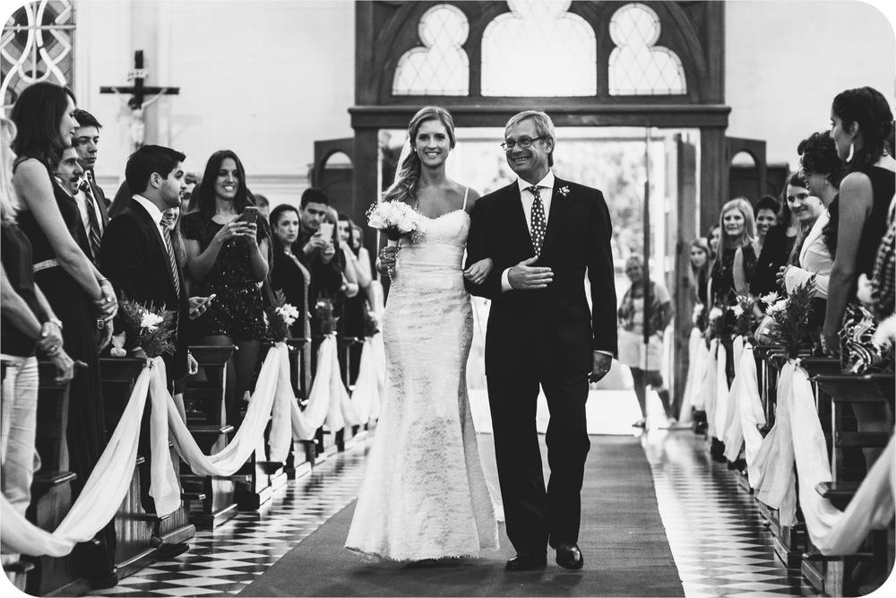 Iglesia Medalla Milagrosa casamiento