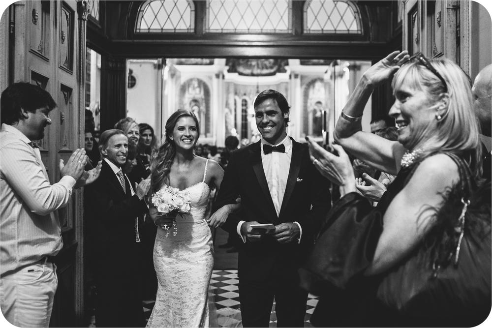 Casamiento en Iglesia Medalla Milagrosa