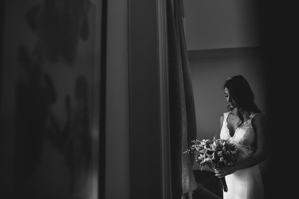 Vestido de novia Carina Volentiera