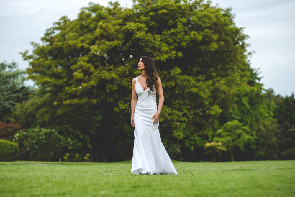 Wedding dress Carina Volentiera