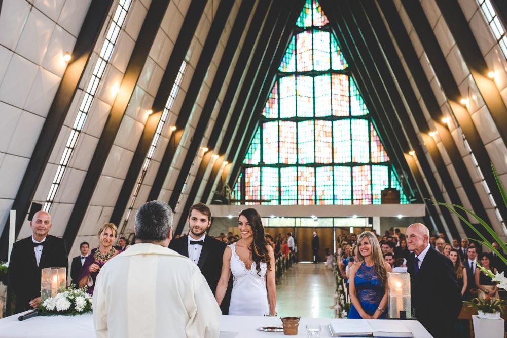 Iglesia Espíritu Santo | Maxi Oviedo