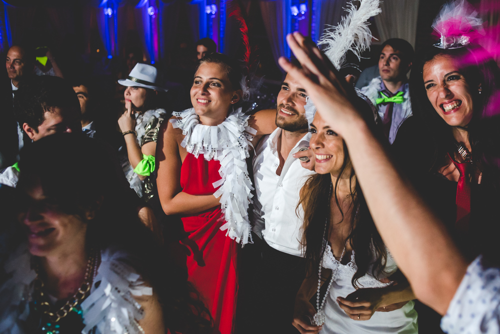 Celebración Boda en Funes | Maxi Oviedo
