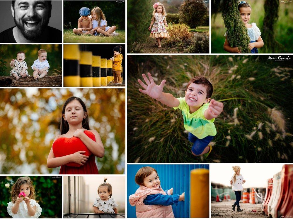 Mentoring de fotografia infantil