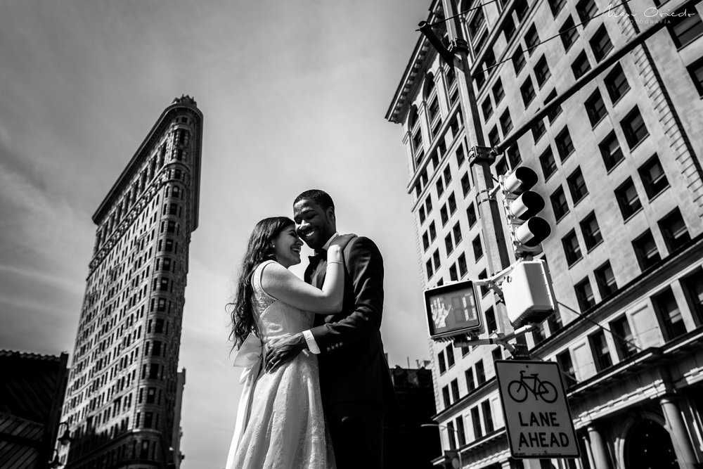 SOFIA HAROLD TRASH THE DRESS NEW YORK