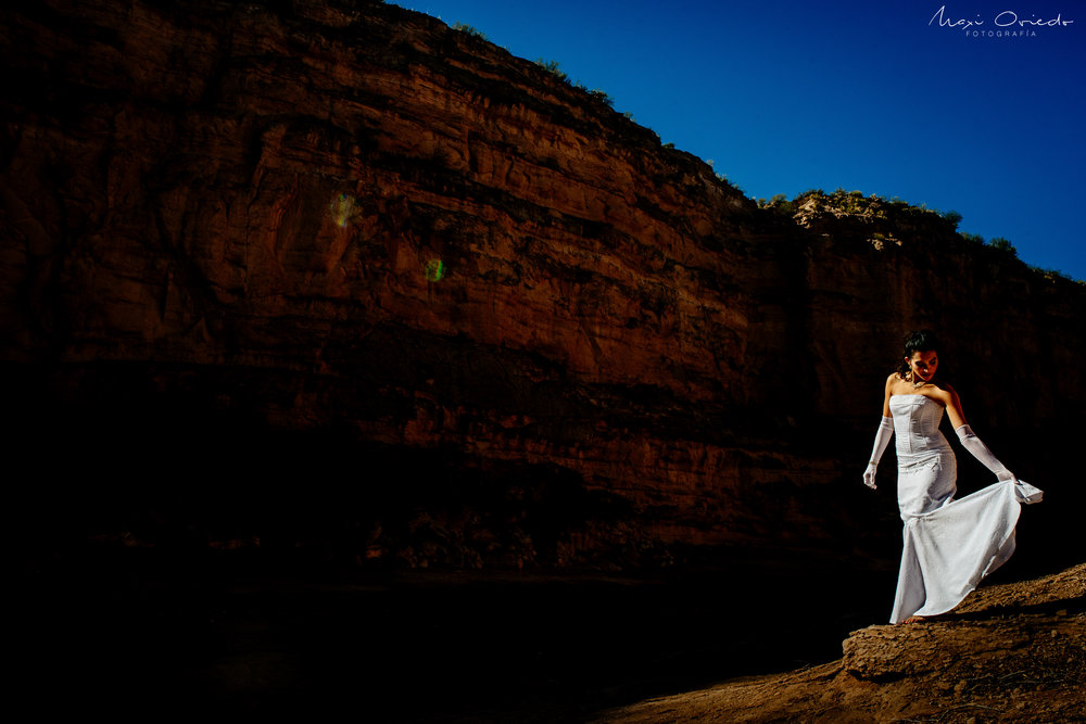 TRASH THE DRESS MENDOZA