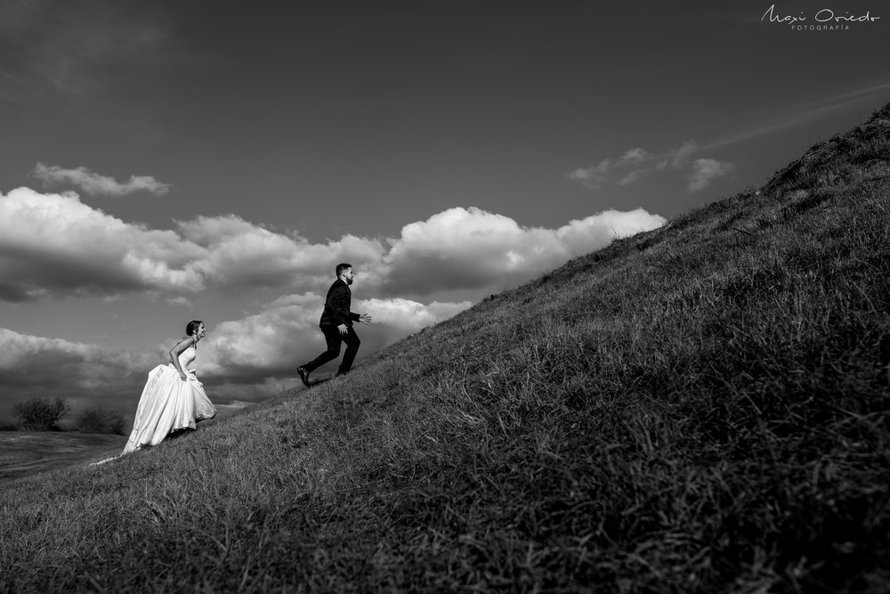 TRASH THE DRESS PAVON