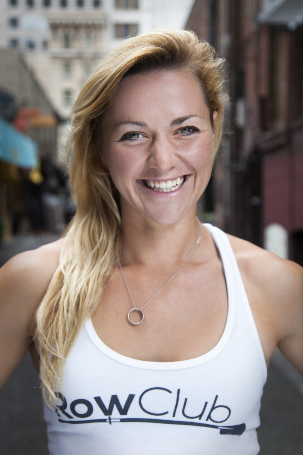 Maggie S. National Champion Rower and Fitness Instructor