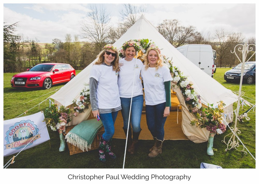 Goodywho Glamping Christopher Paul Creative Wedding Photographers Cardiff South Wales