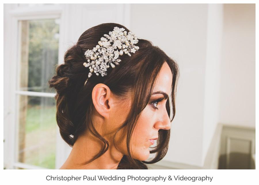 Beautiful hair styling by Minxies Award Winning Bridal Makeup