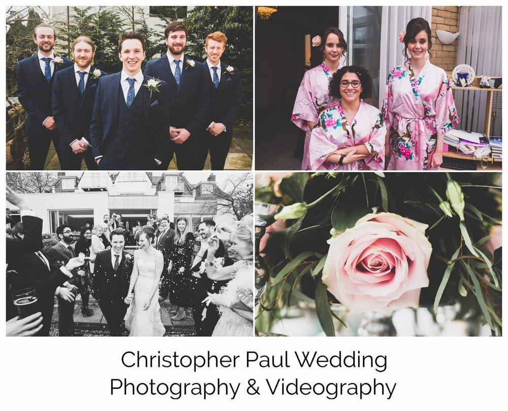 Holm House Wedding Photo