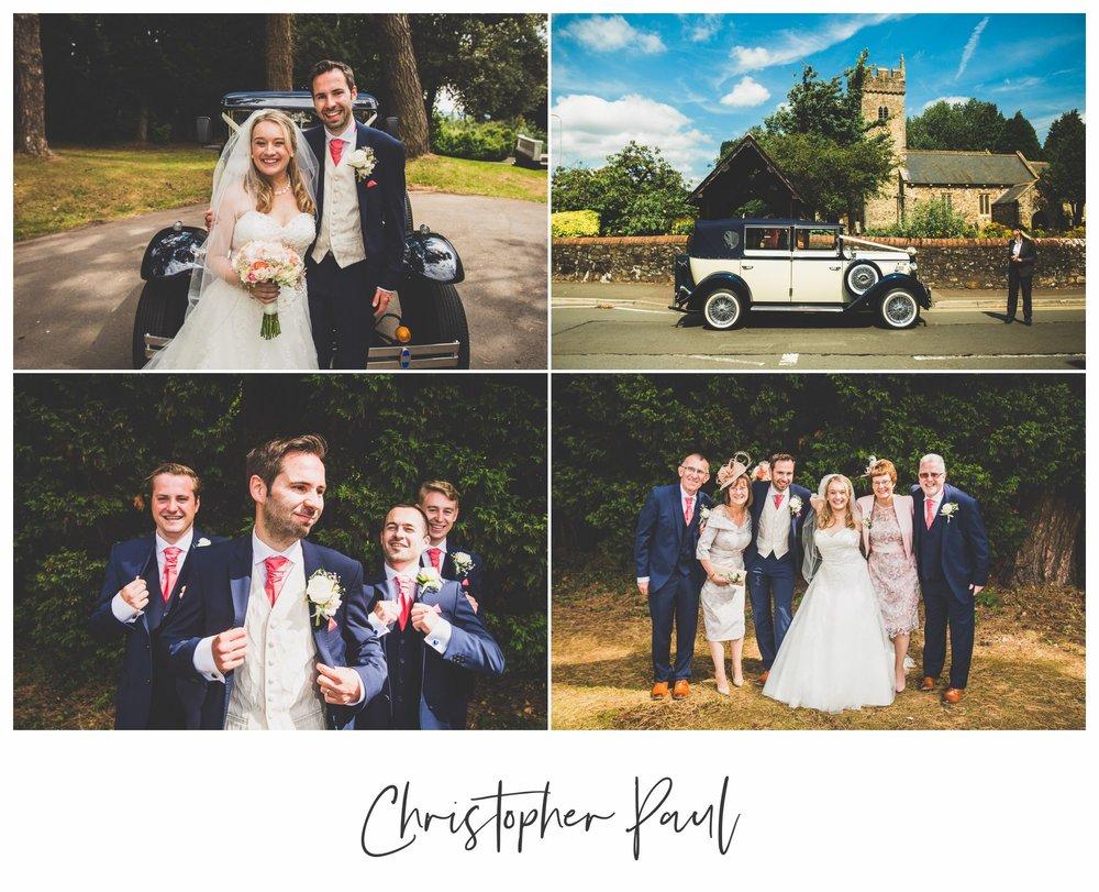 Manor Parc Wedding Photos
