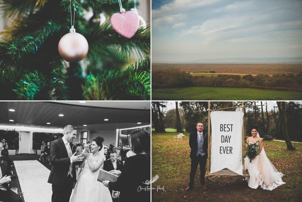 Oldwalls Wedding Photo