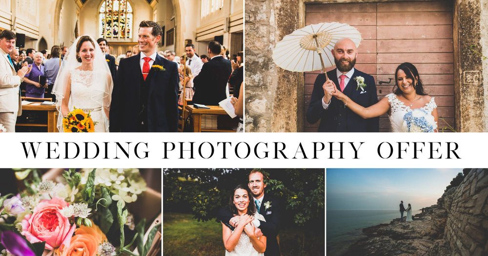 A little help for those brides and grooms yet to book their wedding photographer