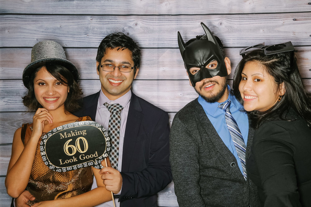 Neela's 60th