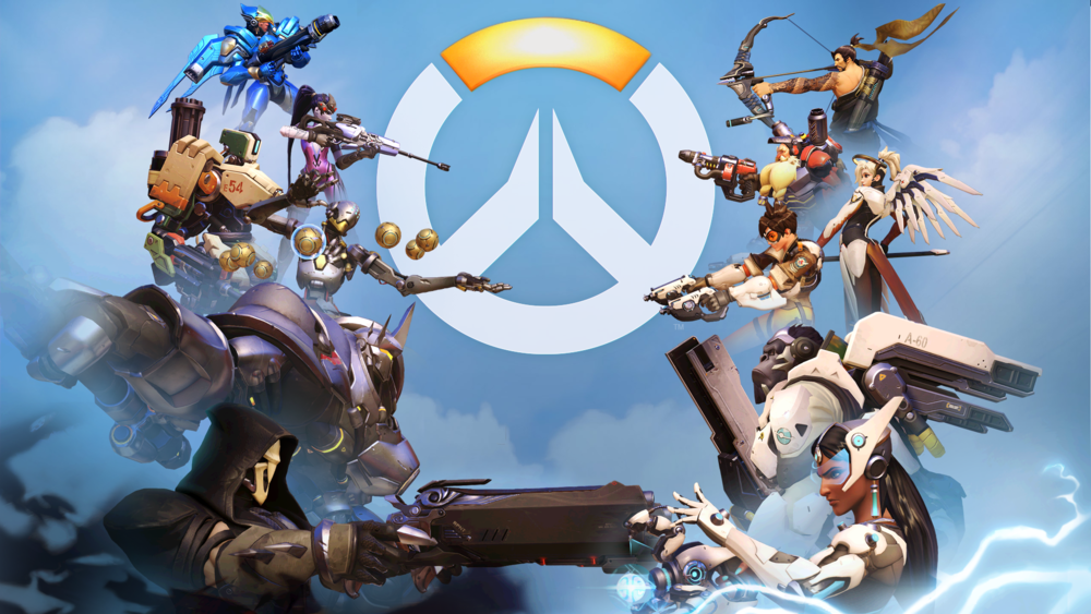 5 reasons for the success of overwatch game with your brain