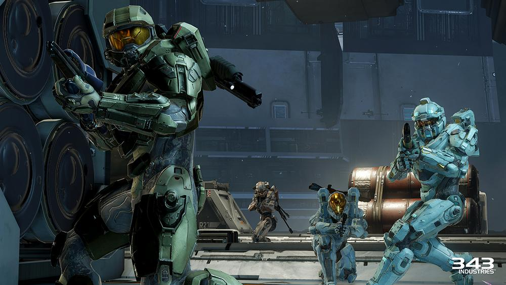 Why is Halo 5 multiplayer still so popular? — Game With Your