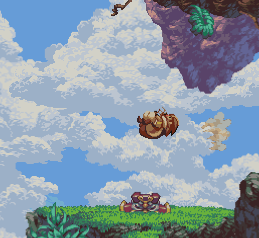 I promise Owlboy's animations look beautiful when screenshotted by a real professional.