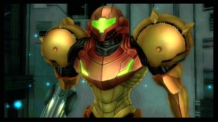 Metroid Prime 3 Samus
