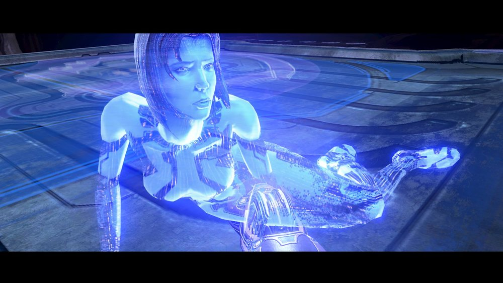 Halo 3 Cortana