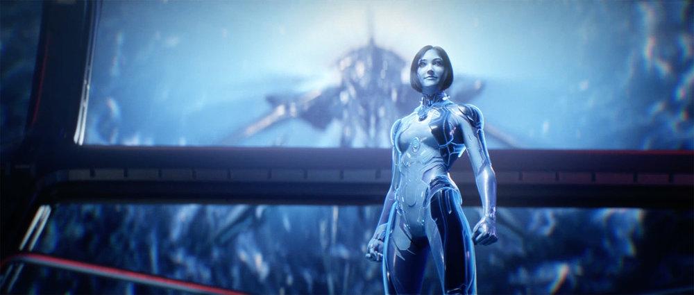 Halo 5 Cortana