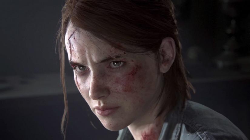 Ellie in The Last of Us Pt 2