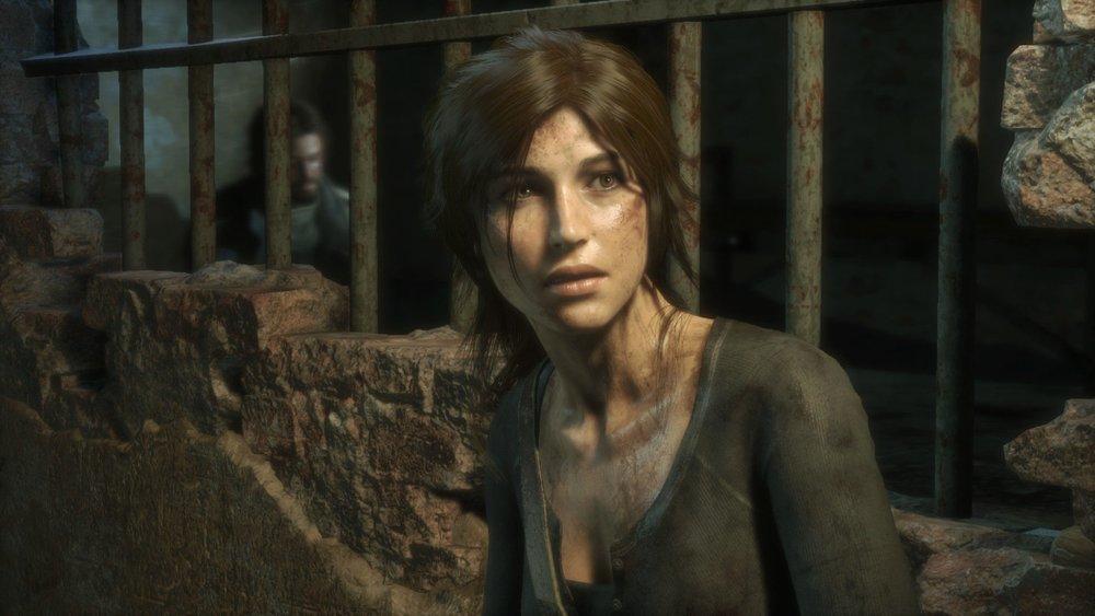 Lara Croft (2015)