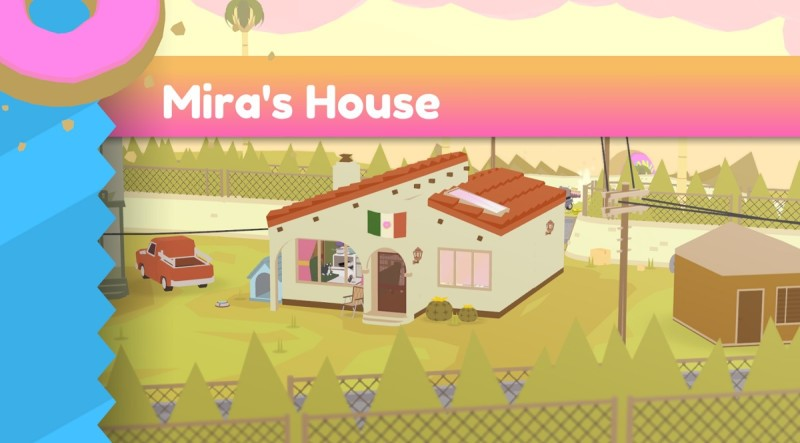 Can't speak for Donut County, but that house would definitely go in the millions in the Bay Area. AFTER the trash pandas have done their thing, no less.