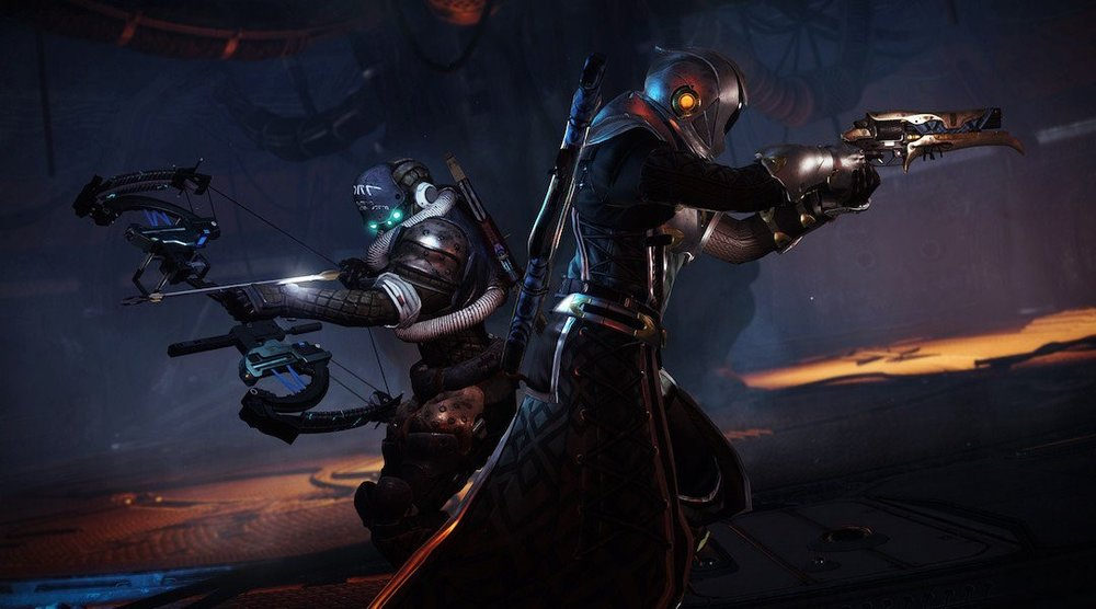 Destiny 2 recently released a refer-a-friend mode, that's been warmly received. They're not the only ones either. Many games have included perks for bringing more friends into playing with you. It's also just fun!