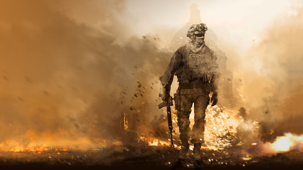 Perhaps one of the biggest games in the western world, Modern Warfare 2 took the world by storm.