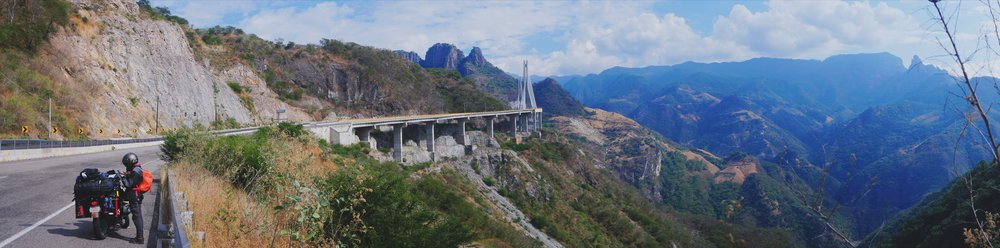 Baluarte Bridge, Durango, Mexico