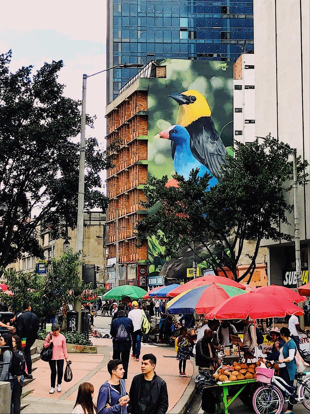 Avenida Septima, Bogotá