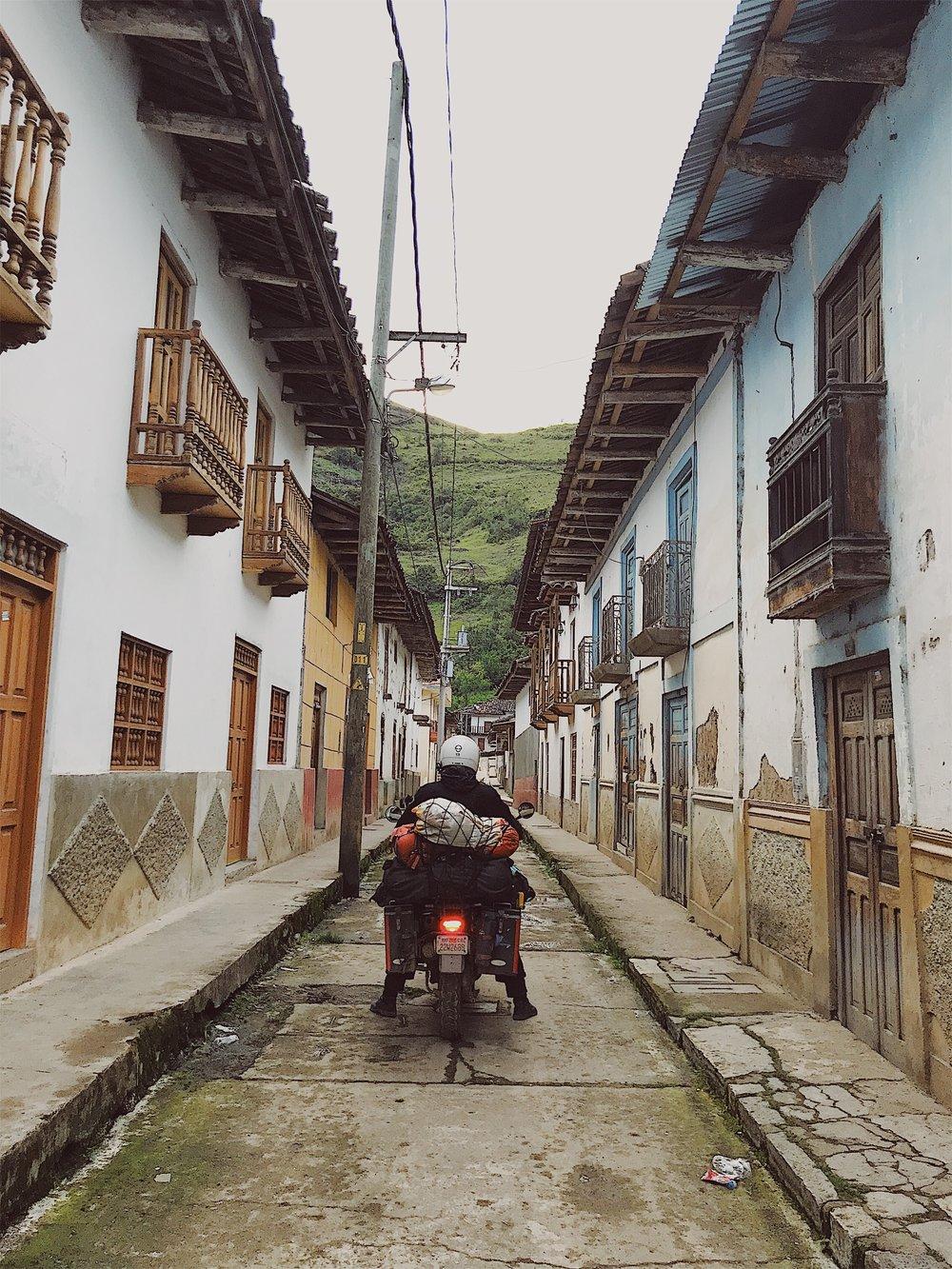 Leymebamba, Peru
