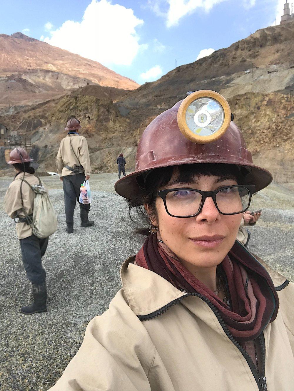Cerro Rico mine tour