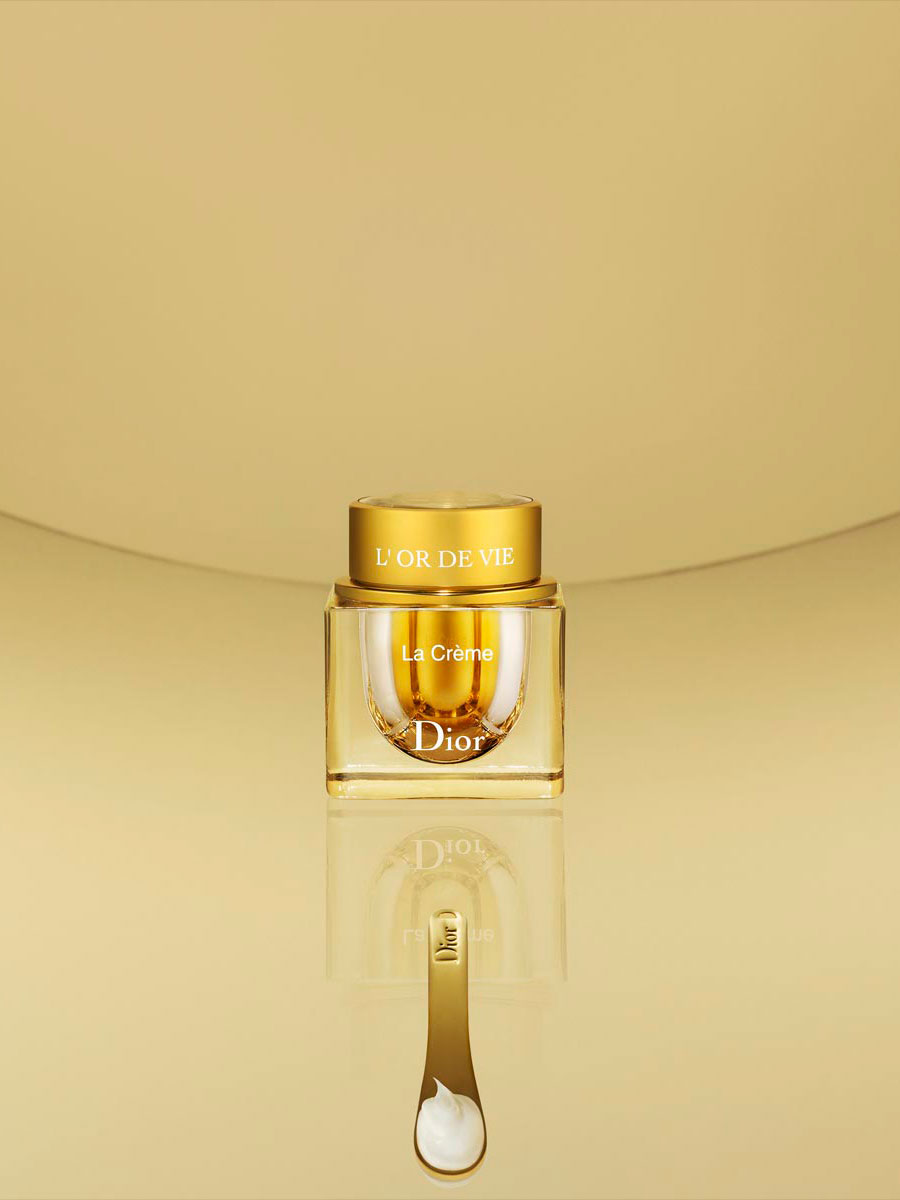 Dior, L'OR DE VIE, Fragrance, Cream