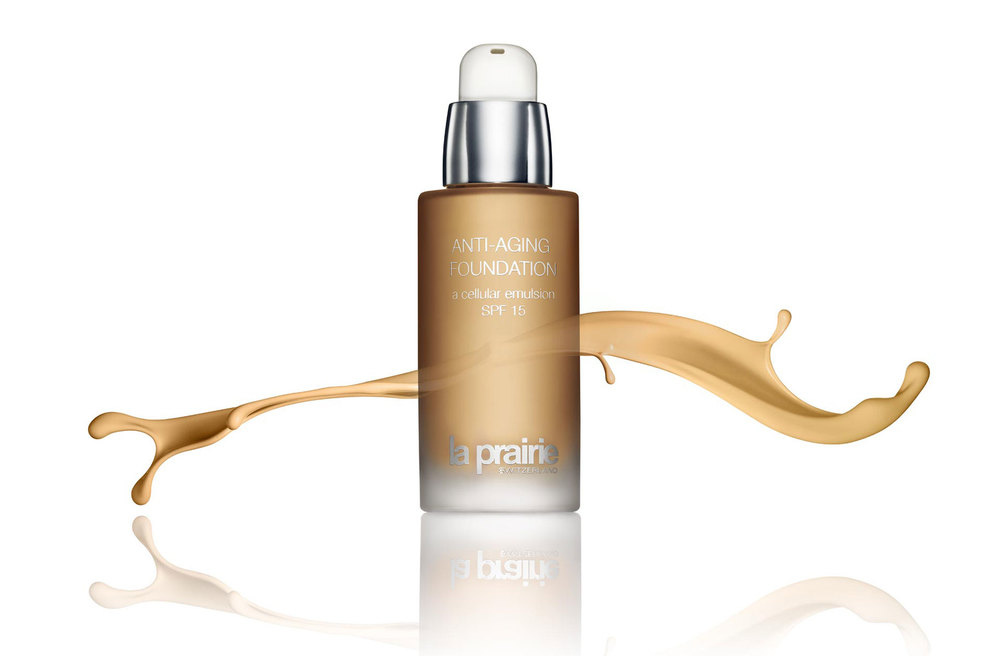 LaPrairie, Foundation, Cosmetics, Liquid