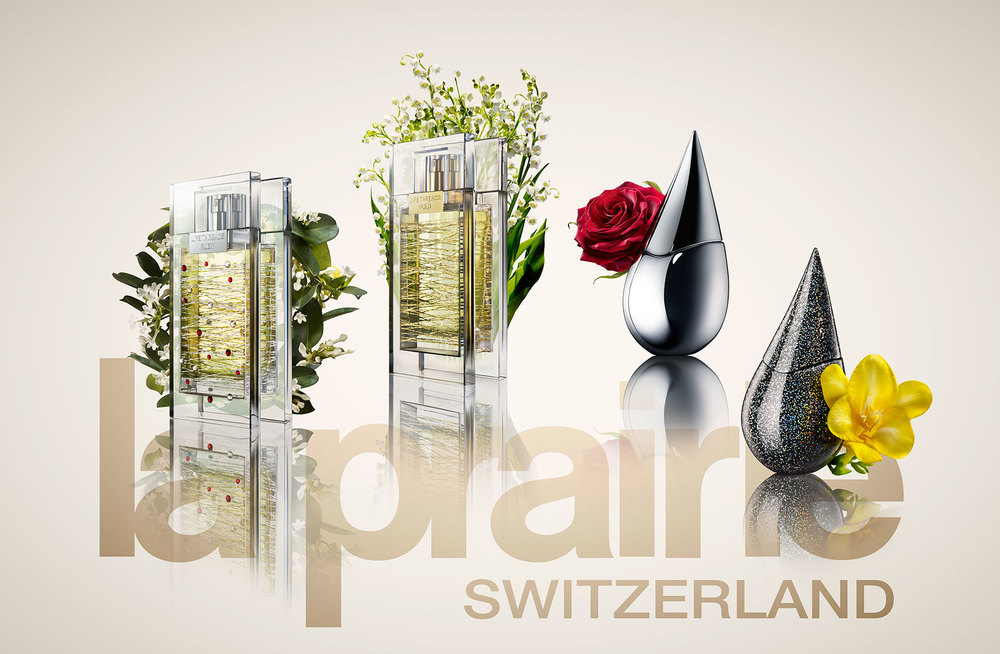 LaPrairie, Fragrance, Flower